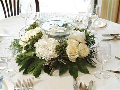 adornos para centros de mesa para bodas