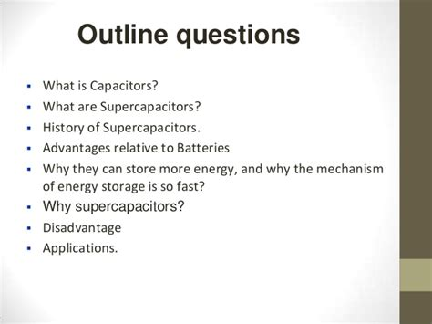 induction parameters saturation ultra capacitor disadvantages 28 images advantages and disadvantages of supercapacitors