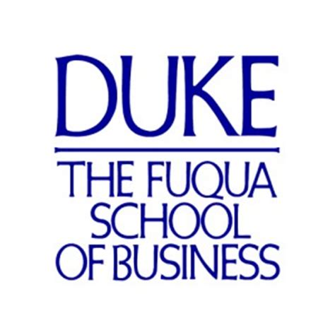 Duke Mba Program by Paddle