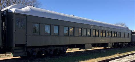 Pullman Sleeper by Pullman Sleeper Car Mckeever Transportation Museum