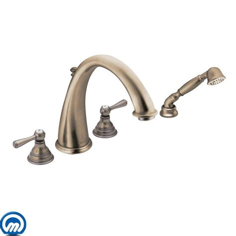 moen kitchen faucet installation vintage bathroom faucets faucet com t922az in antique bronze by moen