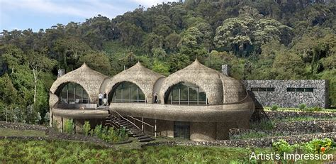Bisate Lodge to open in Rwanda June 2017