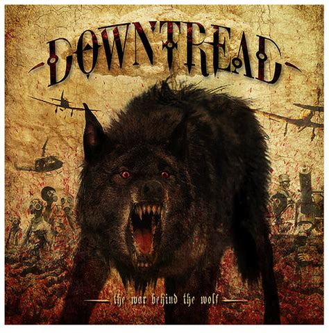 0008183848 war of the wolf downtread the war behind the wolf sleaze roxx