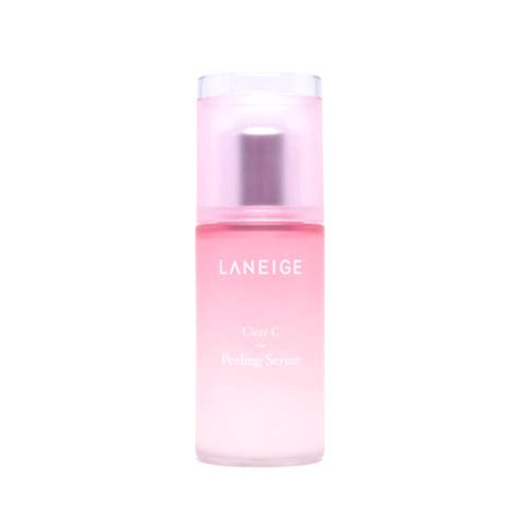 Serum Laneige laneige clear c peeling serum laneige essence and serum shopping sale koreadepart