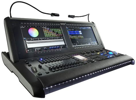 whole hog lighting desk hog 4 high end systems arcus lighting