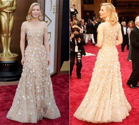 Cate Blanchett's £11million outfit wins Oscars best dressed vote