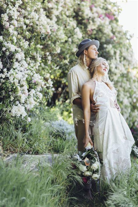 Bohemian Wedding Concept by Bohemian Wedding Ideas Gallery Wedding Dress Decoration