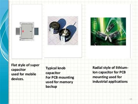 supercapacitor ppt and documentation supercapacitor