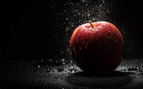 apple wallpaper photographer apple drops 4k wallpapers hd wallpapers id 19010