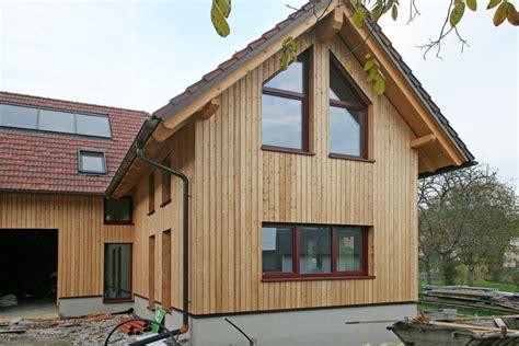Ein Zimmer Anbauen by Holzriegelbauten Hema Holzbau