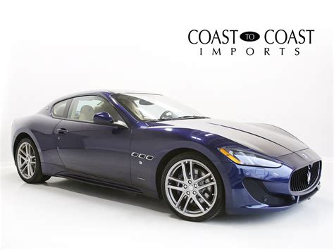 Used Maserati Granturismo For Sale by Used Maserati Granturismo For Sale Cargurus