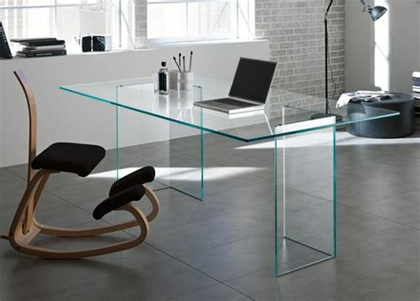 contemporary office desk glass 20 modern desk ideas for your home office