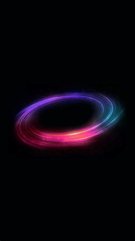wallpaper iphone 6 neon spinning neon colorful circle iphone 6 wallpaper hd free