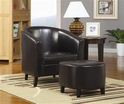 push back chair and ottoman accent chairs with ottomans trendy fashion push back
