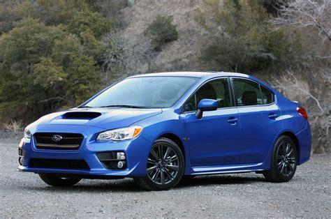 Wrx Subaru 2015 by 2015 Subaru Wrx Drive Photo Gallery Autoblog