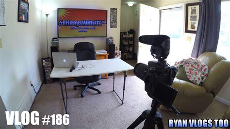 youtube film setup how i set up film youtube videos vlog 186 4k youtube