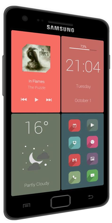home design for android android home screen design gadgets geekery