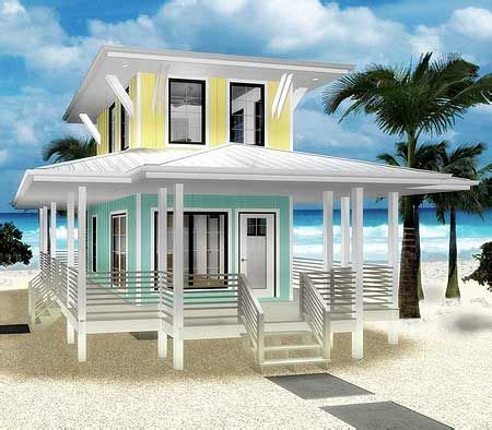 Tiny Beach House Plans | plan 62575dj beach lover s dream tiny house plan tiny