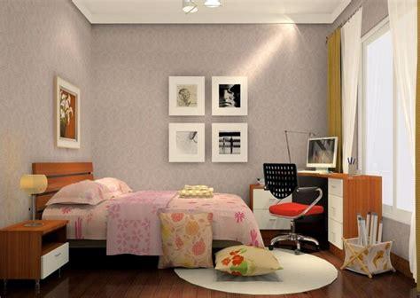 simple bedroom decor     happier
