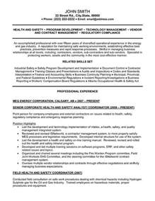 Safety Manager Resume by Click Here To This Senior Health And Safety Analyst Resume Template Http Www