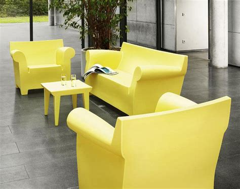 starck outdoor furniture club by philippe starck for kartell industrial elegance and comfort oikos