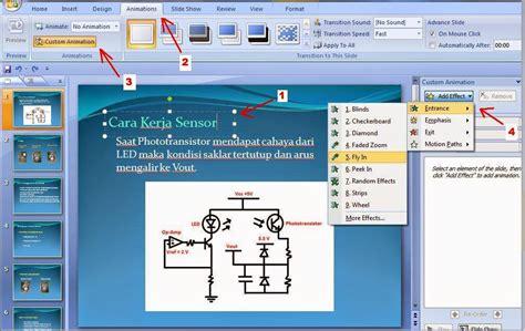 membuat gambar bergerak pada delphi membuat tulisan powerpoint bisa bergerak saat slide
