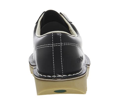 Kickers Slop Navy Murah 2 kickers kick lo m navy leather smart