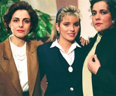 cadenas de amargura protagonistas telenovelas de los noventa que marcaron tu vida