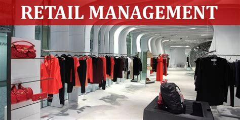 Retail Mba Syllabus by Retail Management In India Mba Specializations