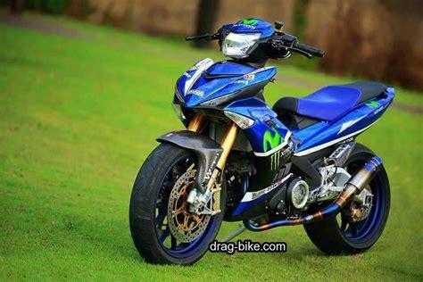 Mx King Motor 40 foto gambar modifikasi jupiter mx king jari jari ceper