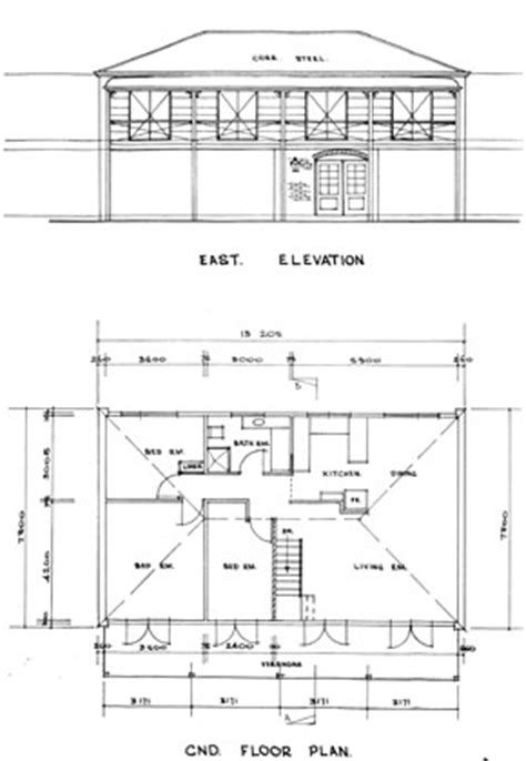 floor plans and elevation drawings two dimensional drawings