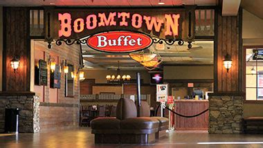 dining buffet steakhouse noodle bar boomtown