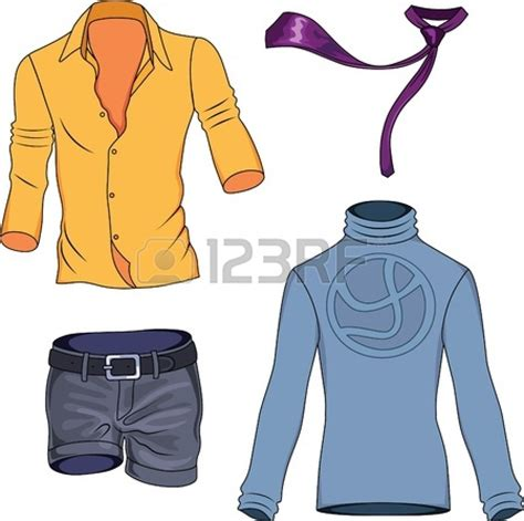 casual clothing clipart clipground