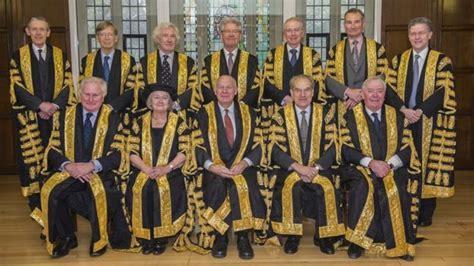 corte suprema europea la corte suprema britannica frena il divorzio dalla ue