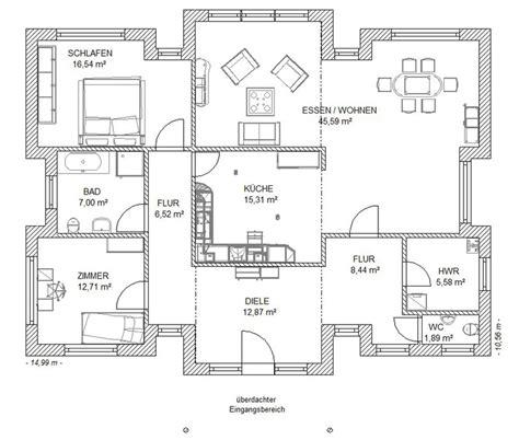Fertighaus Grundrisse Einfamilienhaus by Fertighaus Bungalows Winkelbungalows Hausansicht