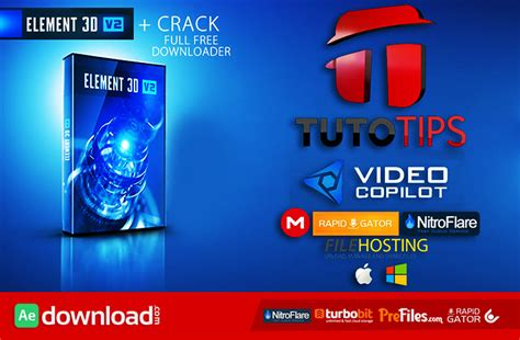 templates after effects video copilot element 3d v 2 2 win video copilot free download
