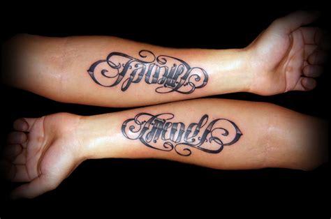 tattoo family friends family tattoo design