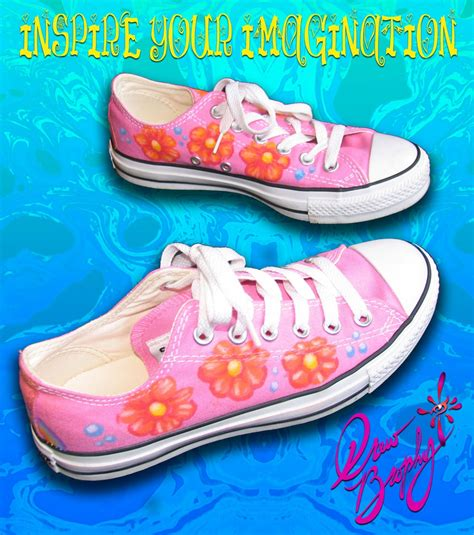 can you use spray paint to customize shoes style guru