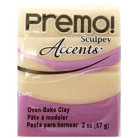 Premo Sculpey Accents 2 Oz 56 Gram premo sculpey polymer clay white 57g 2oz