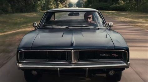 Kurt Proof Car by The Dodge Charger Rt Of Kurt Russel In Grindhouse
