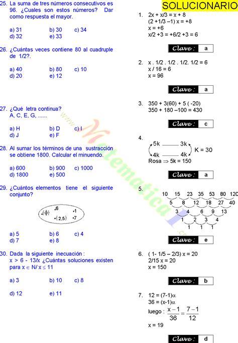 imagenes de matematicas quinto grado matem 193 ticas 30 problemas resueltos de quinto grado de