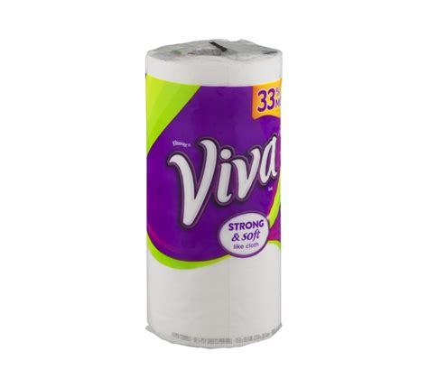 Who Makes Viva Paper Towels - viva paper towels