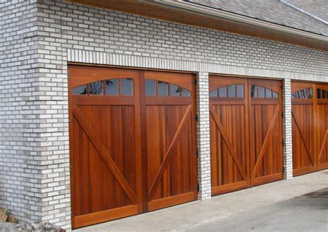seattle new garage doors installers wood steel aluminum