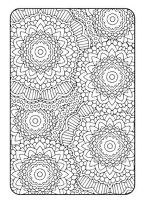 Flower Designs Coloring Book (Volume 1): Jenean Morrison