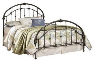 Metal King Headboard Nashburg King Metal Bed Furniture Homestore