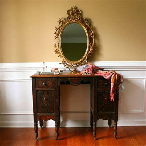 1920 Vanity With Mirror by 7 Homeware Knick Knacks To Help You Get The Vintage Look