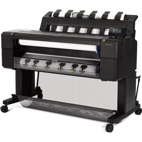 Roll Printer Hp hp designjet t1530 dual roll 36 quot thermal inkjet l2y24ab1k