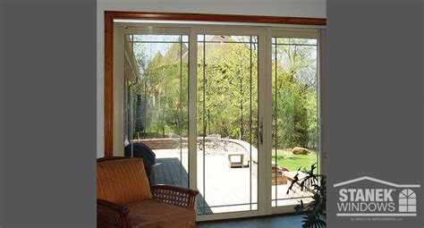 door patio door patio doors project photo gallery stanek vinyl windows