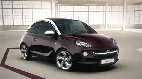 opel purple new opel adam glam glamorous and stylish hd youtube