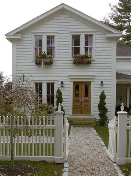 White Cottage by Wednesday White